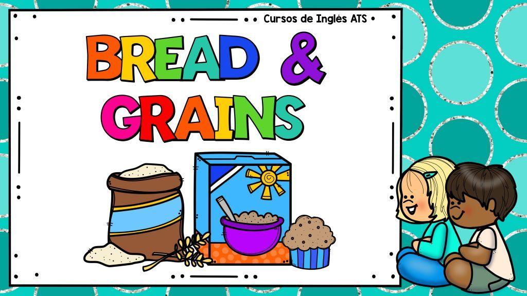 grupos alimenticios en ingles y español