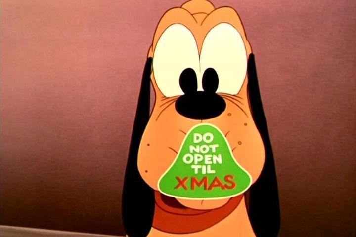 Plutos Christmas Tree.Pluto S Christmas Tree Google Search I Heart Disney