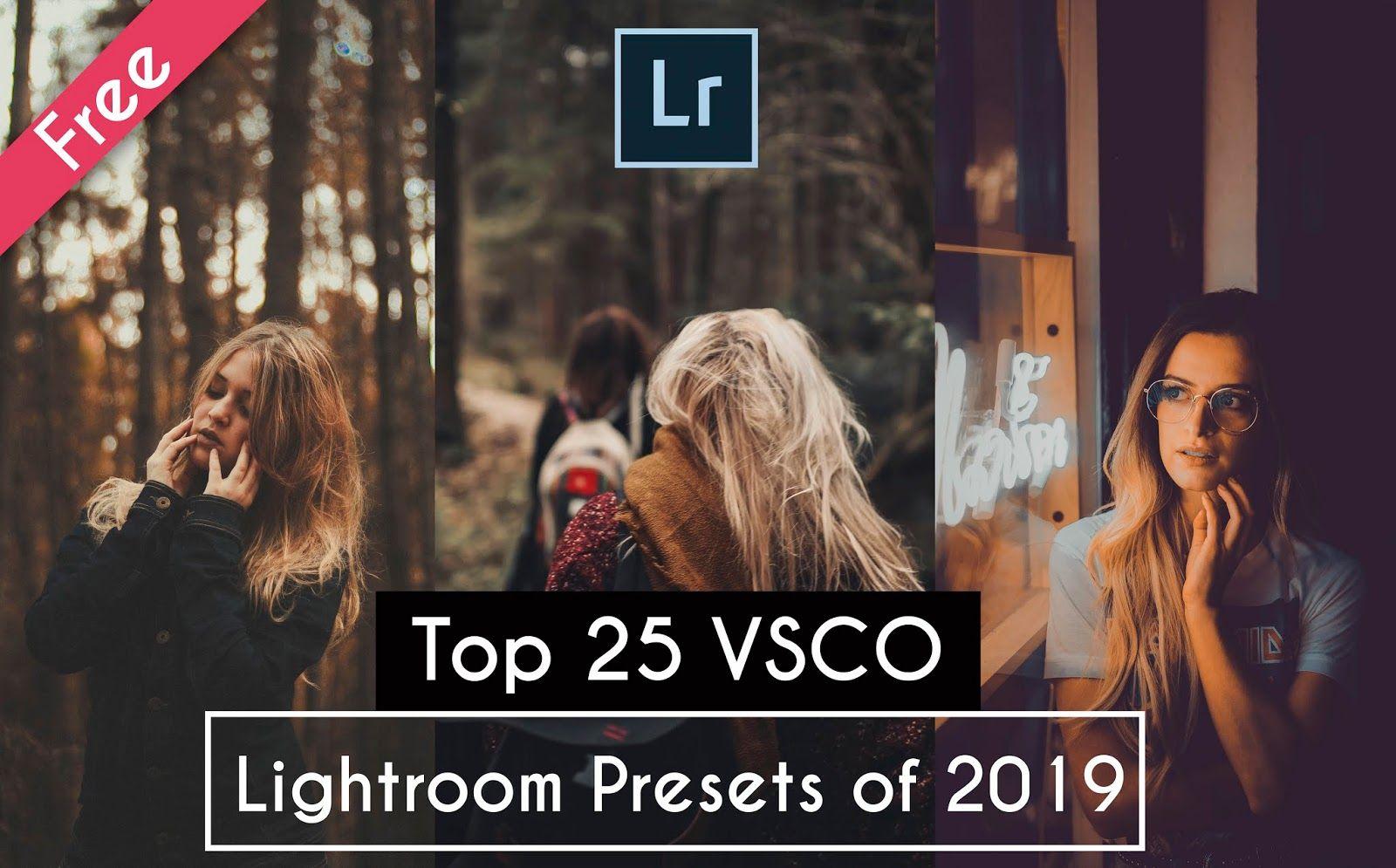 Vsco lightroom presets download