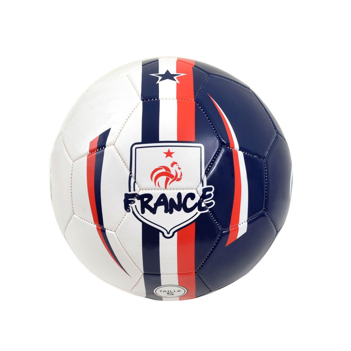 the best attitude 38aca 5d2e0 Le ballon de foot de la Fédération Française de Football est idéal pour  sentraîner