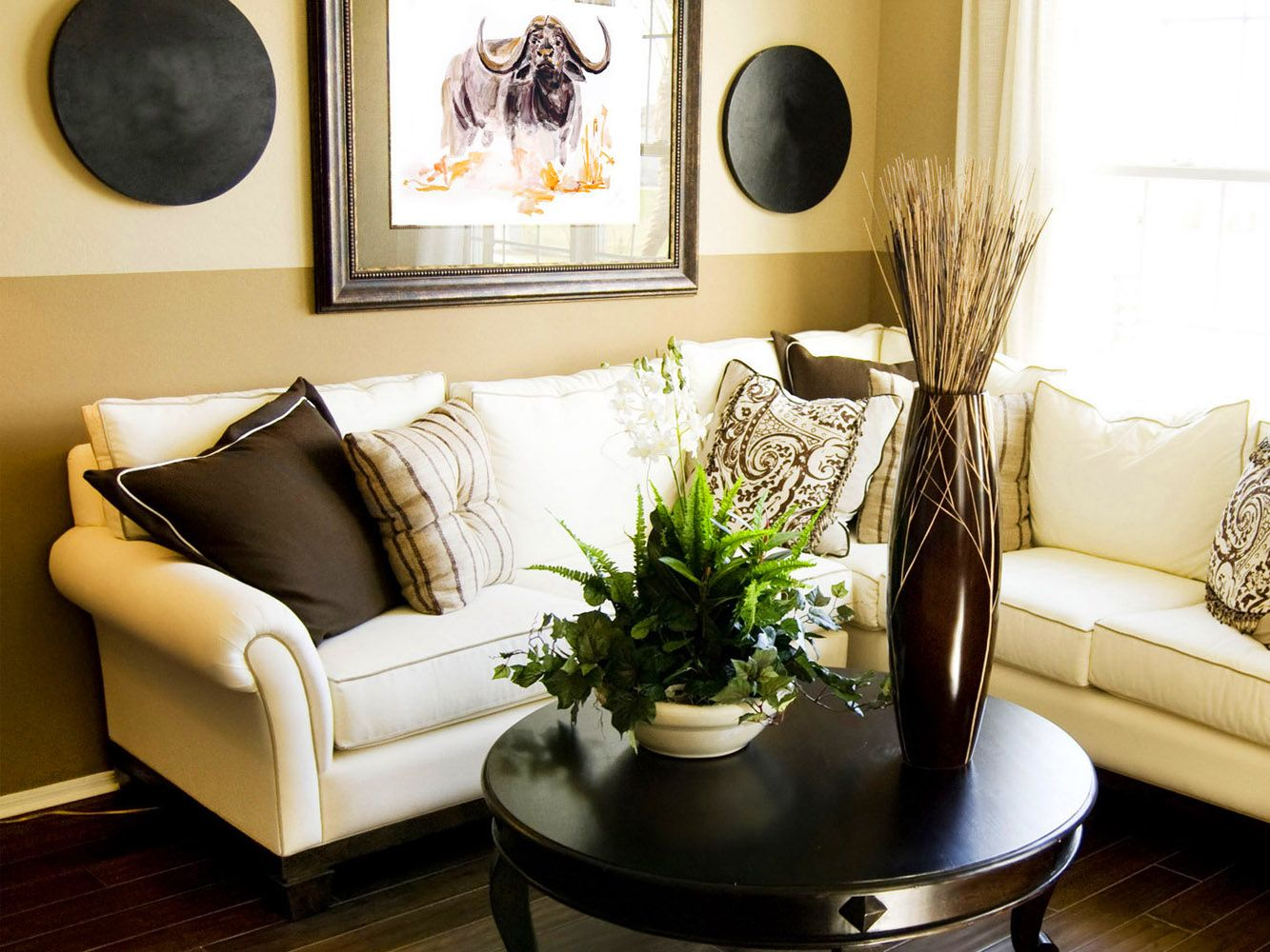 How To Create African Safari Home Dcor Interior Design Within Decor With Leafy And Animal Look