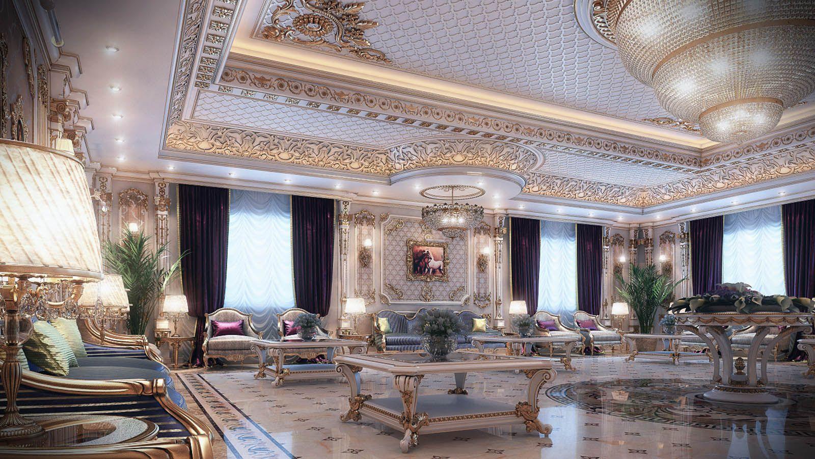 Classic Men Majlis Luxury Living Room Design Home Inside Design House Ceiling Design