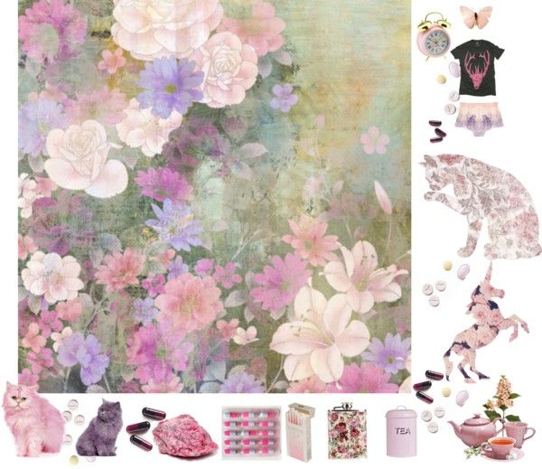 """""""I Am The Cosmos"""" by amanda-mi ❤ liked on Polyvore"""