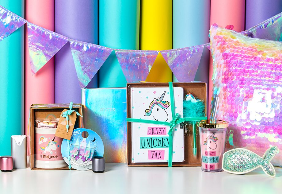 Primark Magical Gift Guide Unicorns Pinterest