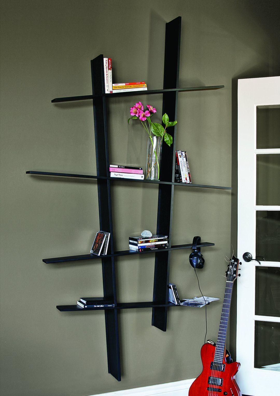 metal point vintage bookshelf tomado by design mounted portfolio wall
