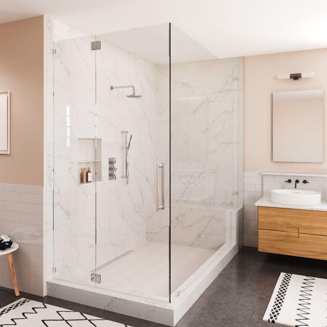 Colton Cambria Quartz Countertops Cost Reviews Bathroom Shower Walls Gray Bathroom Decor Quartz Bathroom