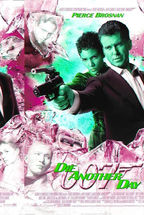 Die Another Day 2002 Dieanotherday Piercebrosnan Halleberry