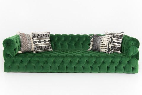 Celestite Sofa by JeanLouis Deniot 6179S Baker Furniture