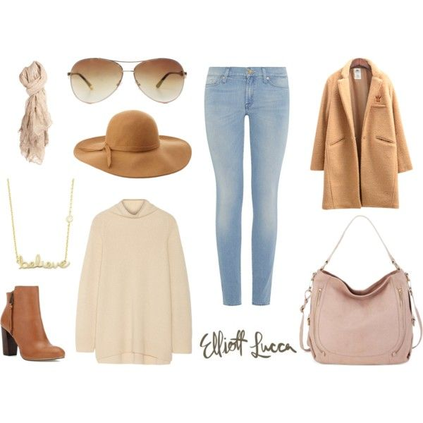"""""""Winter Whites"""" by elliottlucca on Polyvore"""