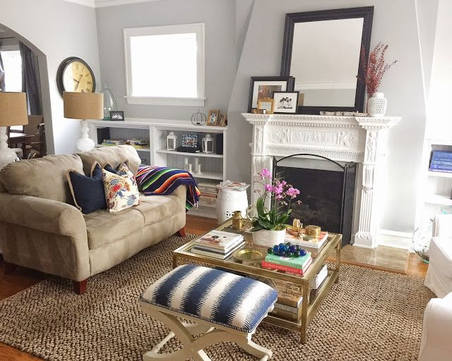 House Tour: Living Room