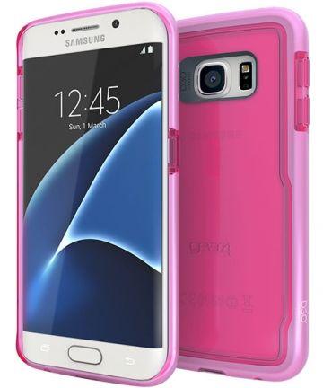purchase cheap e49ce 390b2 Gear4 D3O IceBox Shock Hoesje Samsung Galaxy S7 Edge Roze ...
