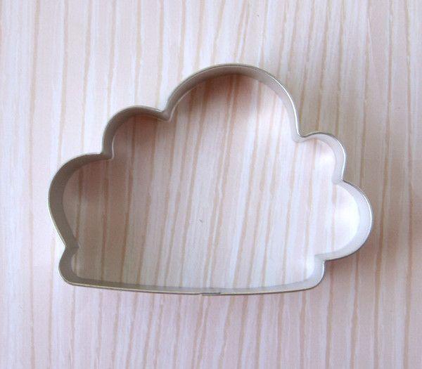 Cloud Cookie Cutter - New