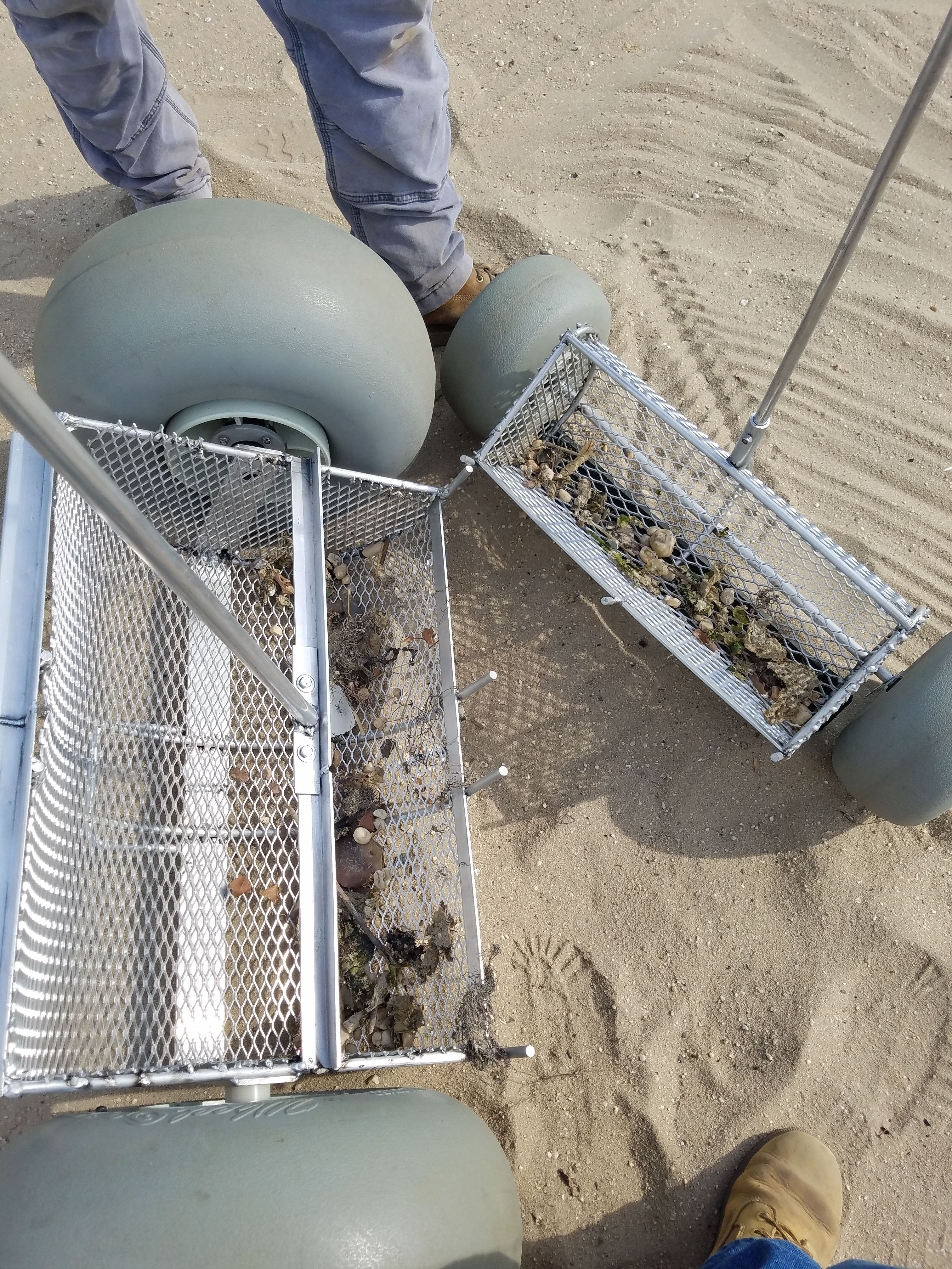 Beach Cleaning Equipment Beach Cleaning Machines Clean Sands Beach Clean Up Clean Beach Beach Diy