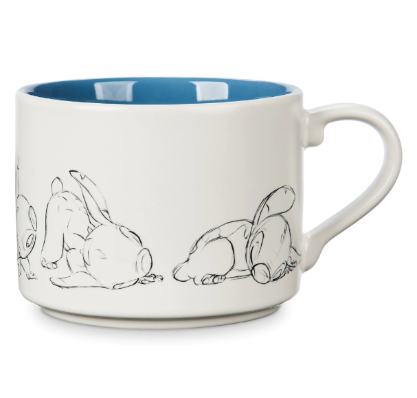 Disney Animation Sketch Mugs Start Your Morning Off With Magic