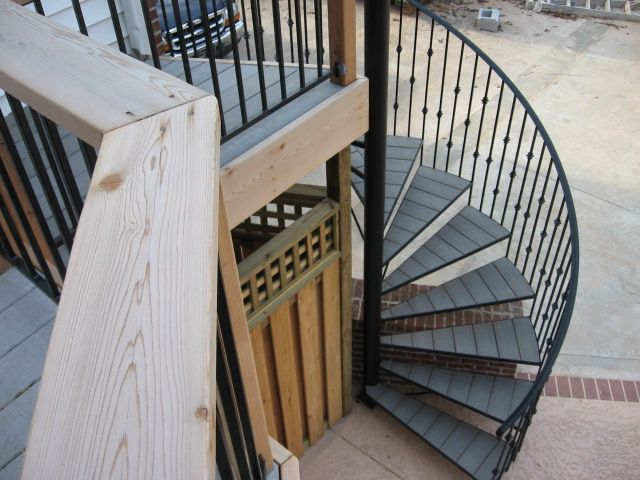 Best Spiral Staircases Staircase Outdoor Spiral Staircase 640 x 480