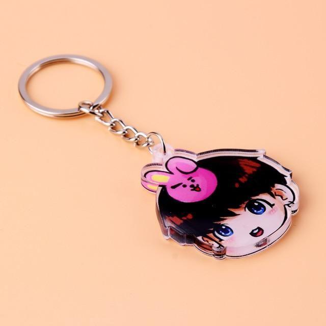 got7 keychain by Piggy Kiddie