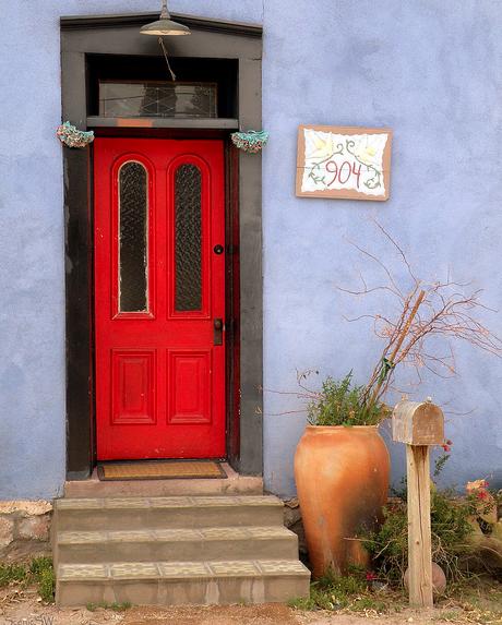 Tucson Red Door.