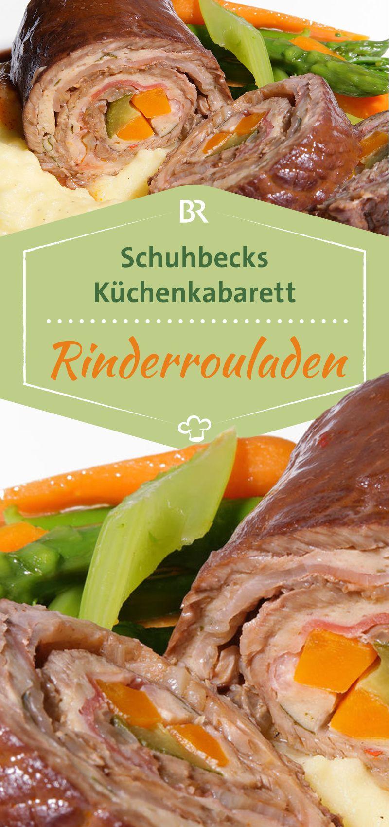 Rinderrouladen Rezept Schuhbeck