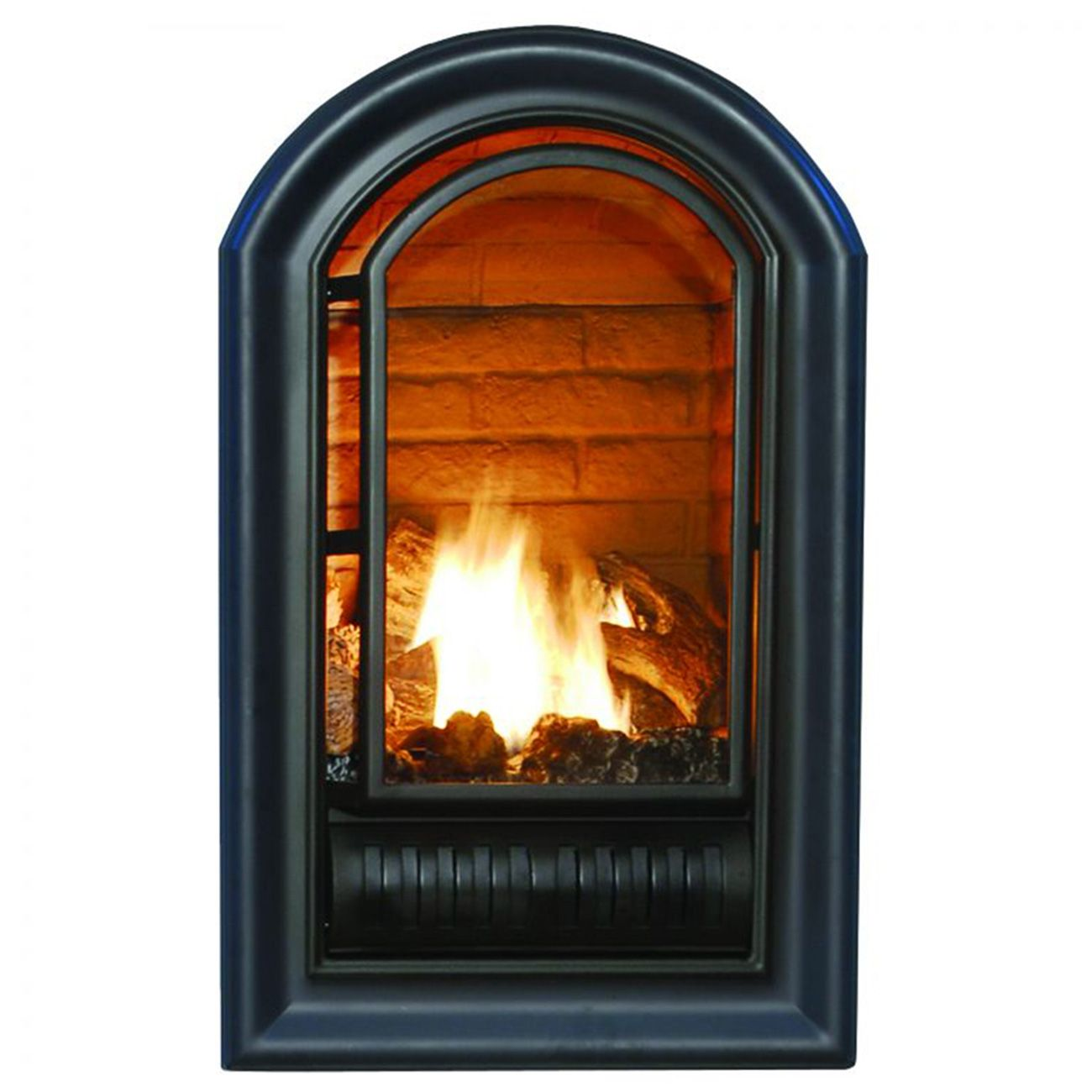 Hearthsense Ali Procom Heating Gas Fireplace Insert Small Gas
