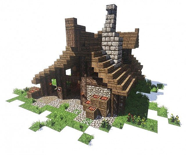 Minecraft medieval google search minecraft medieval for Modele maison kara