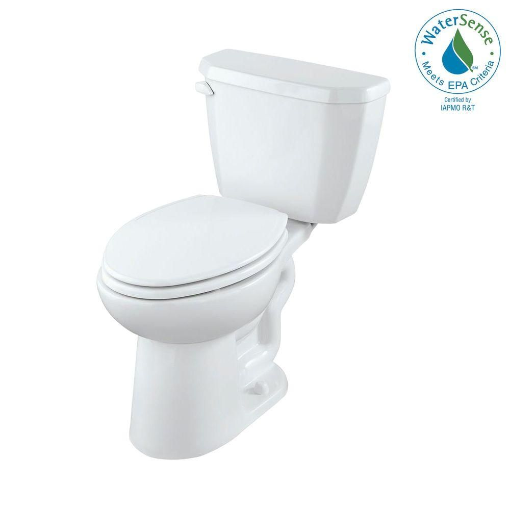 Gerber Viper 1 28 Was The Only Toilet We Could Find In The World That Was Compact Elongated Low Flow Comfort Height And Had A Sh Toilet Home Depot Elongated
