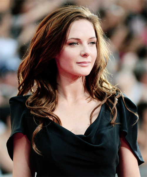 Rebecca Ferguson at the Mission: Impossible - Rogue Nation