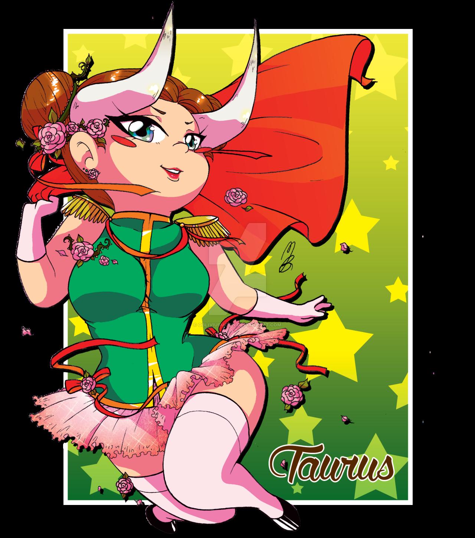 ZODIAC -taurus- By ObliviusMoon