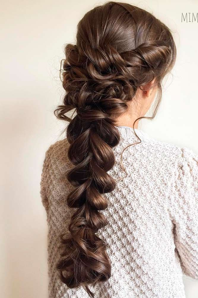 68 Stunning Prom Hairstyles For Long Hair For 2020 Graduation