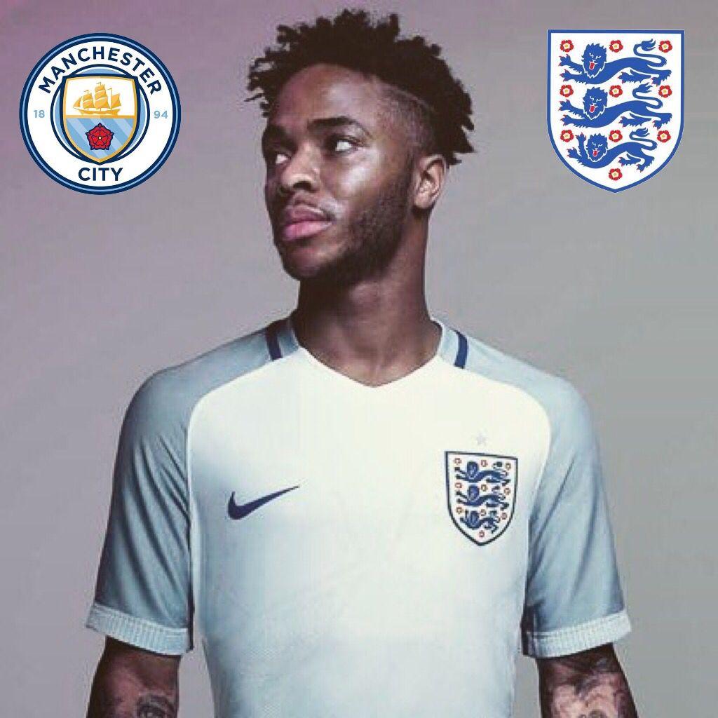 Raheem Sterling Manchester City & England mcfc england