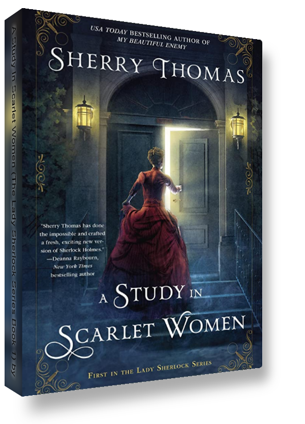 Read Book A Study In Scarlet Women The Lady Sherlock Series Book 1 In 2020 A Study In Scarlet Sherlock Series Books To Read