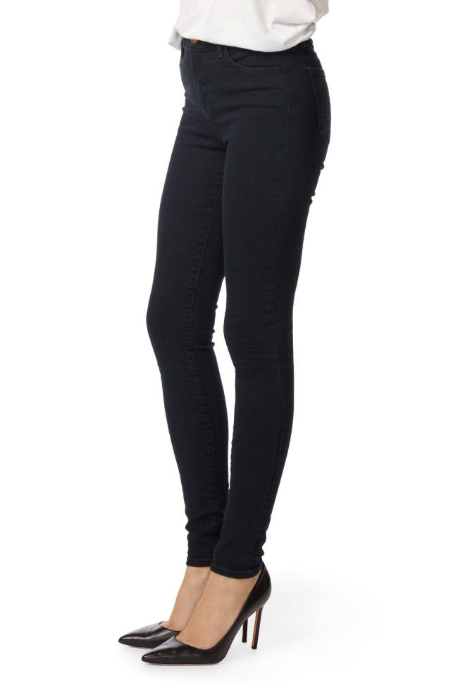 f416b6b46042 Maria High-Rise Super Skinny in Photo Ready Bluebird | High Waisted Jeans |  J