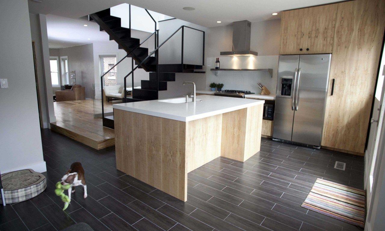 Precious Modern Bungalow Design Ideas Interior Duckdo Natural Wooden For Chicago Bungalow Interi Modern Kitchen Design Bungalow Interiors Home Building Design