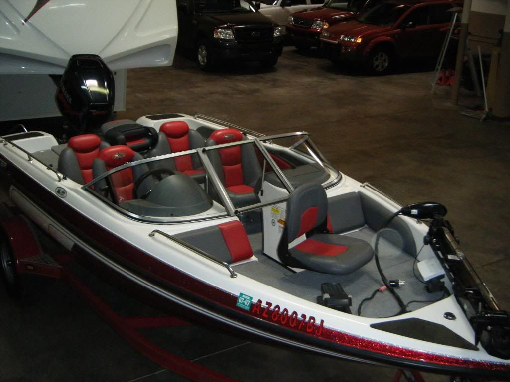 Talk to me about bass fish ski boats ck5 blazer forums for Fish and ski boat