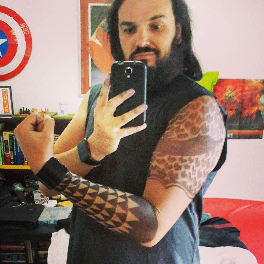 Aquaman Tattoo Design: Pin On Cosplay