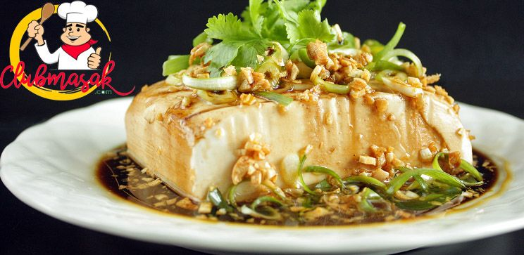 Resep Steam Tofu Resep Hidangan Cina Favorit Club Masak Food Steamed Tofu Tofu
