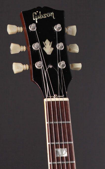 1966 Gibson ES-335TD Burgundy
