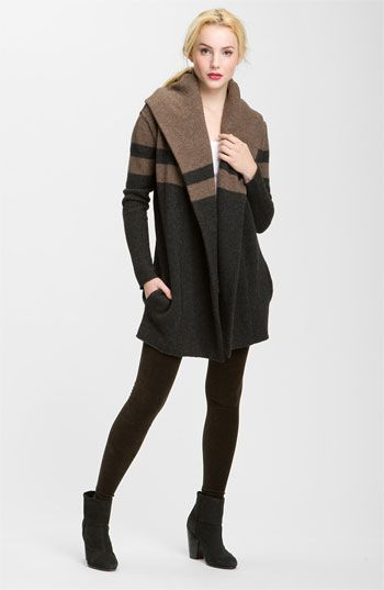 Vince Colorblock Blanket Sweater | Nordstrom | Things I should