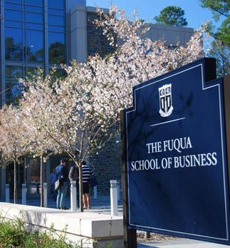 Friday Factoid Facilities At Duke Fuqua Mbamission Mba Admissions Consulting Mba School Admissions International Students