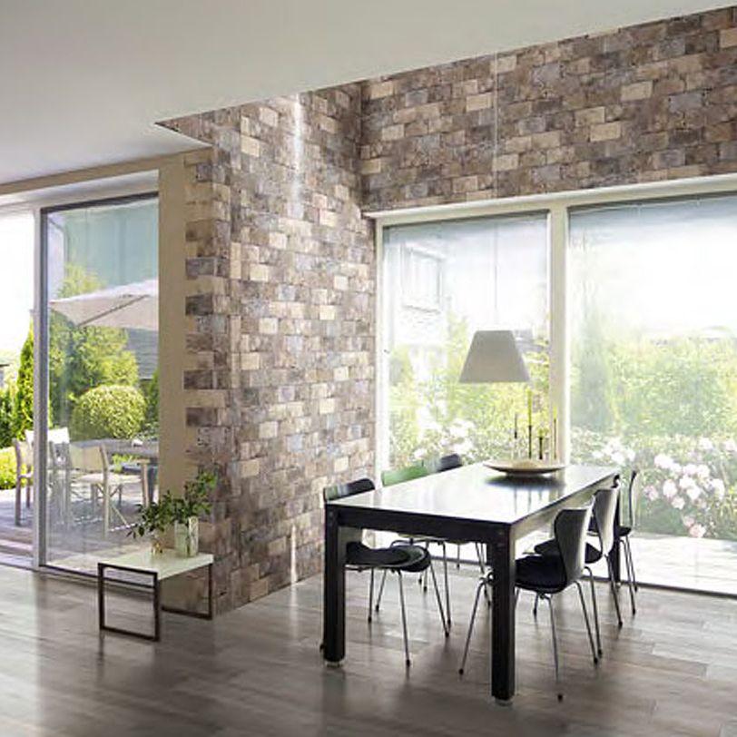 Exterior Wall Tiles Designs Indian Houses Single Floor: New York Brick Broadway Tiles - Google Search