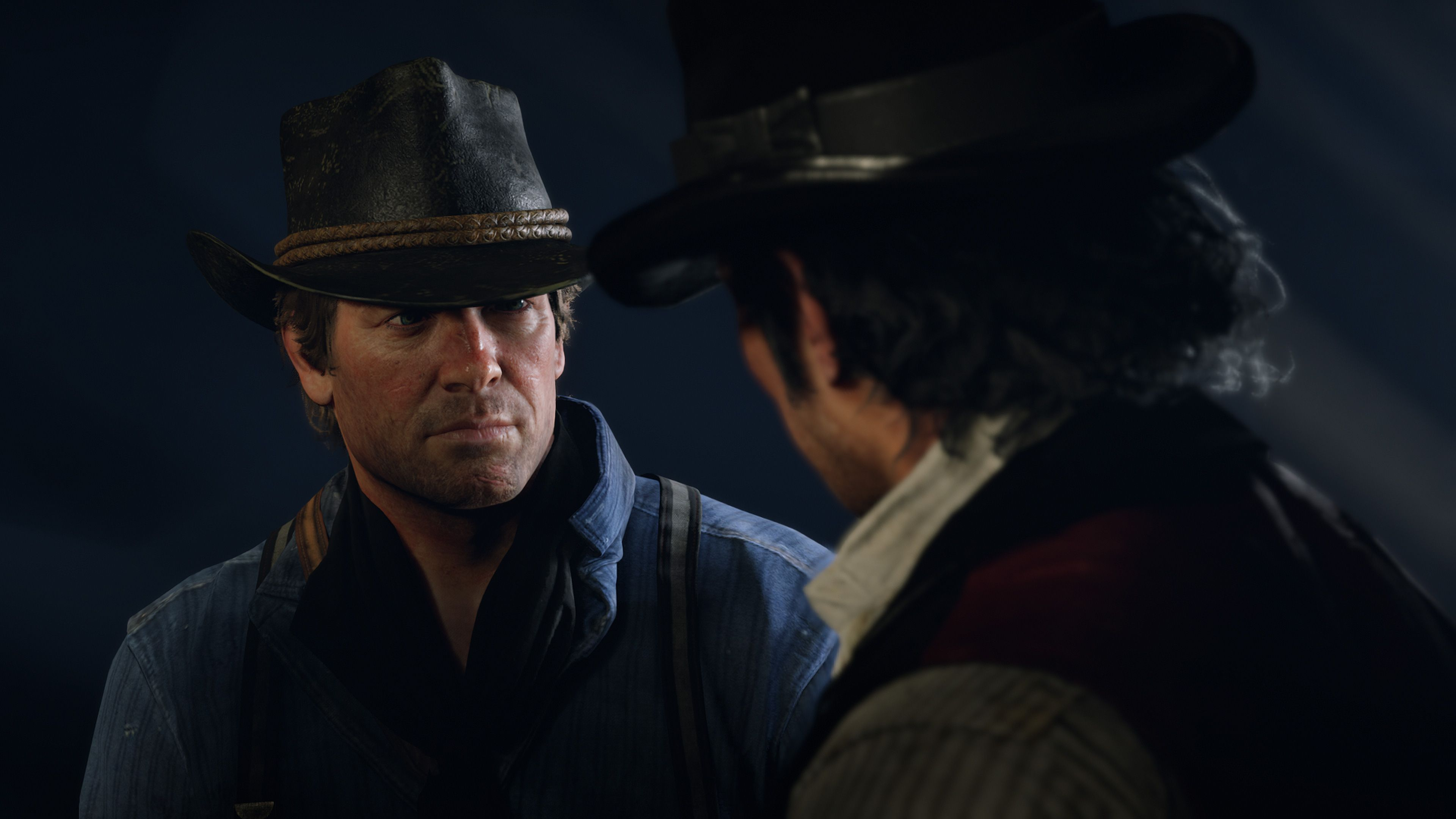 Red Dead Redemption 2 Arthur Morgan And Dutch Van Der Linde Red Dead Redemption Red Dead Redemption Ii Redemption