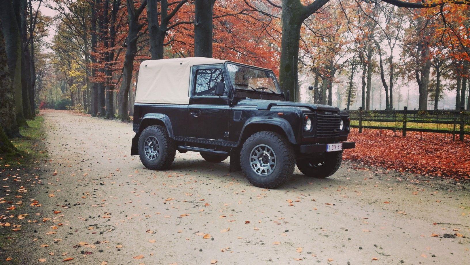 Pin Van Steve Op Land Rover Defender In 2020