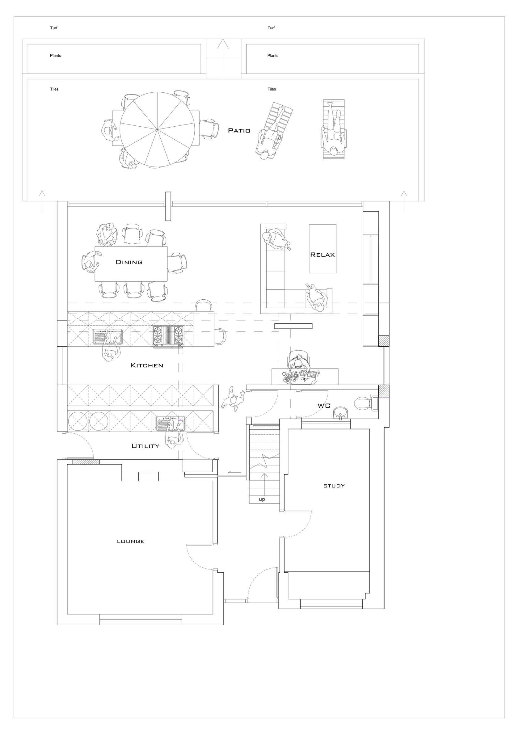 The Medic's House on Architizer Construction details