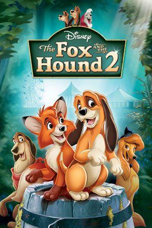 The Fox And The Hound 2 Com Imagens Filmes Da Disney Filmes