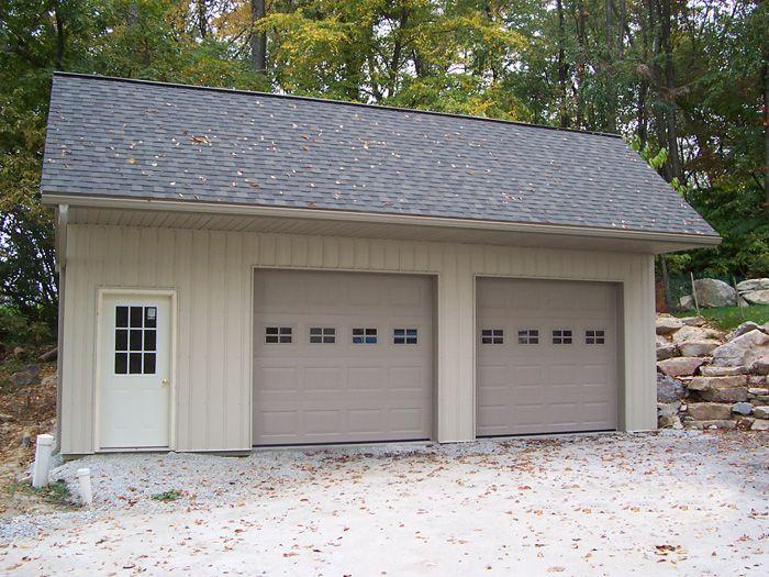 Garage Builders In Pa Pole Building Garages Stoltzfus