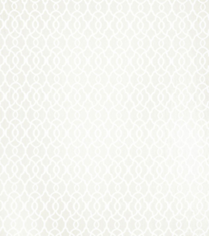 Home Decor Sheer Fabric-Eaton Square Barometer Ivory at Joann.com ...
