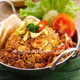 Resep Nasi Goreng Jawa Resep Masakan Resep Makanan Masakan
