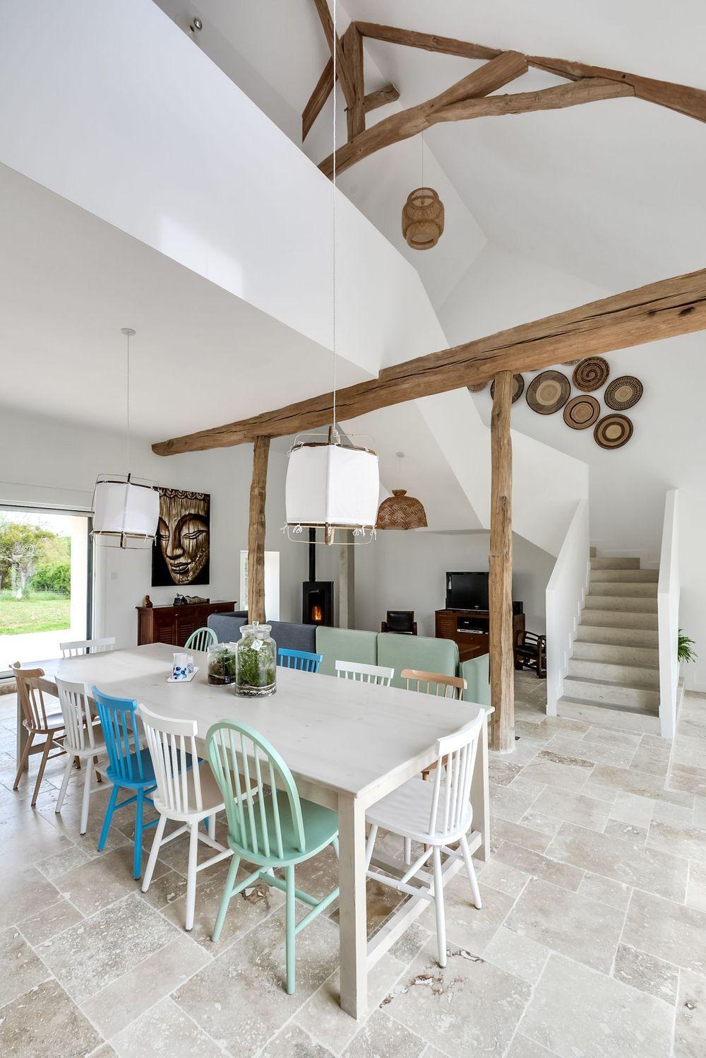 Repeindre L Intérieur De Sa Maison rénover une maison : 15 idées | rénovation maison, maison et