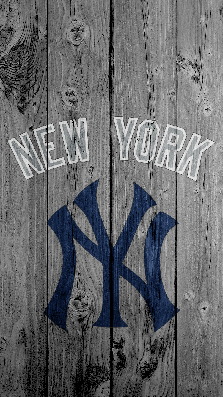 New York Yankees Phone Screen Wallpaper