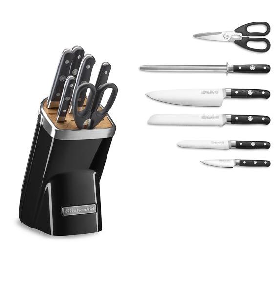 Pin By Teresa Bohn On Cutlery Kitchenaid Knife Set