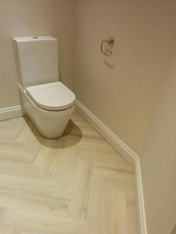 Parquet Bathroom Floor Fired Earth St Ives Frost Ceramic Tiles